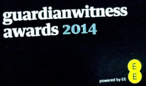 Guardian Witness logo